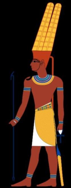 amón dios egipcio