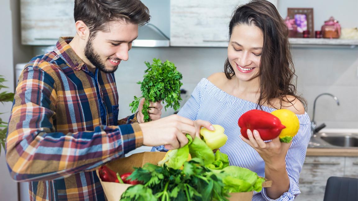 Alimentación balanceada beneficios