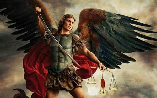 Oración correcta arcangel san miguel