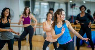ejercicio baile rebajar