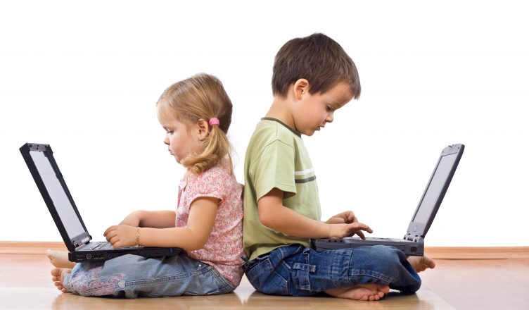internet niños cuidado