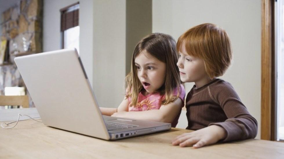 supervisar niños internet