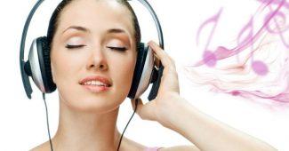 hobby escuchar música