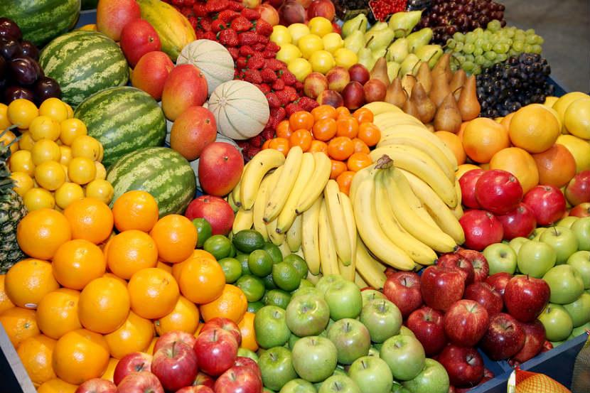 Razones comer fruta