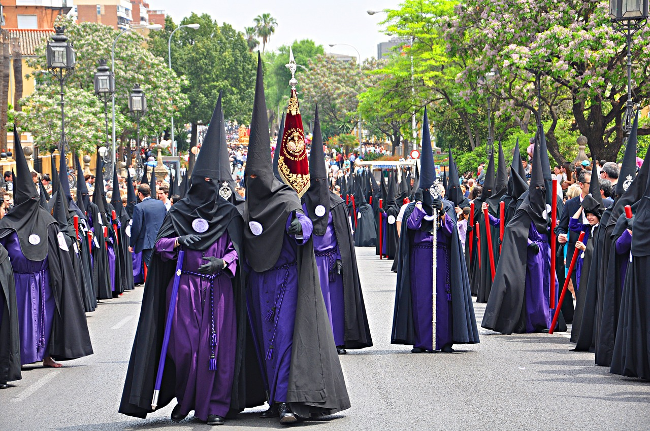 Semana Santa Andalucía